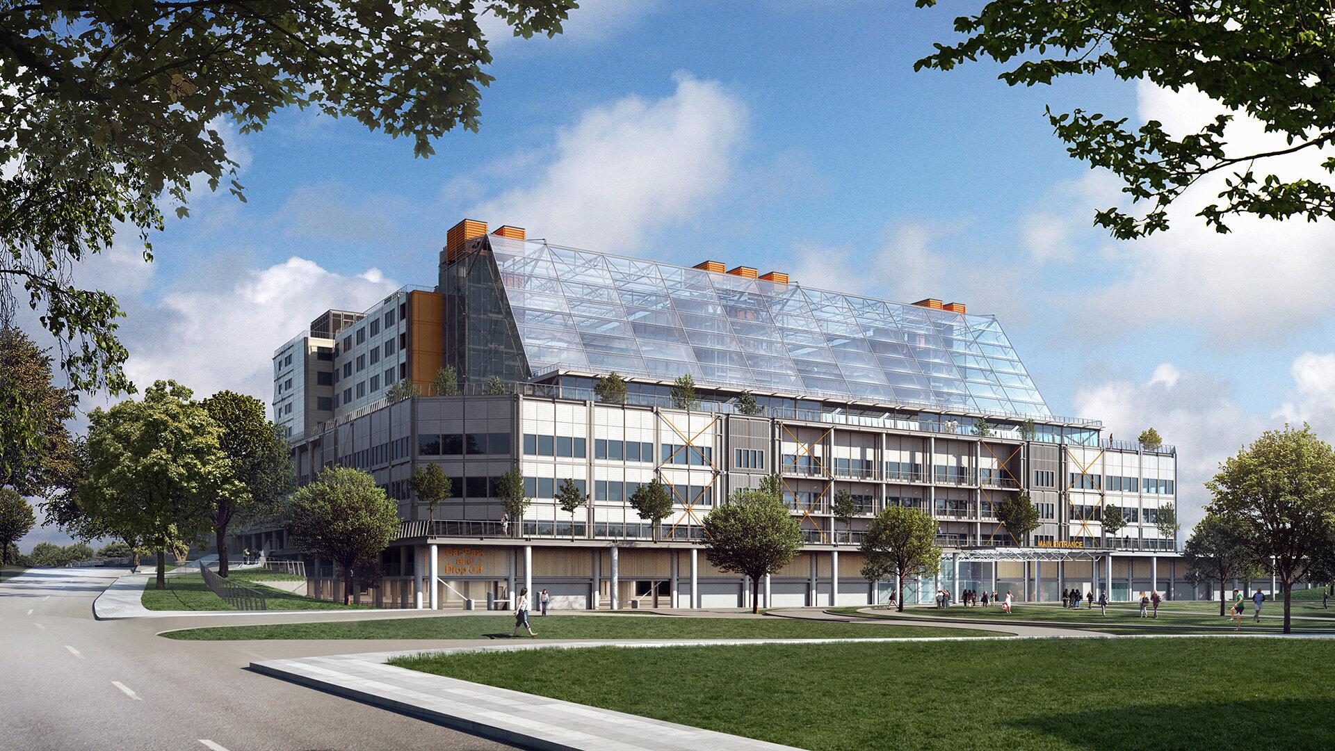Midland Metropolitan University Hospital