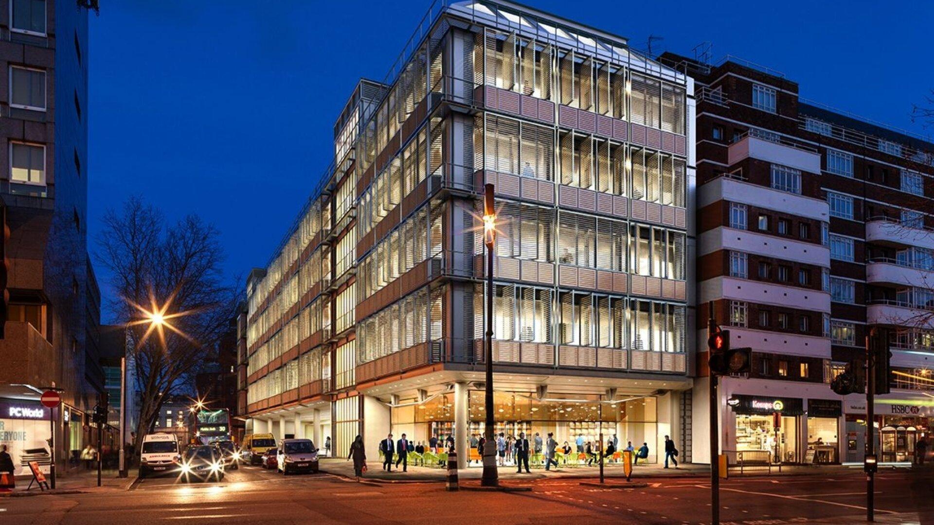 University College Hospital, Grafton Way Building
