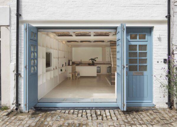 """Bathurst Mews"" Architecture Today"