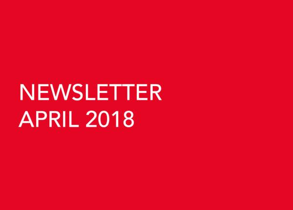 Edward Williams Architects - Newsletter April 2018