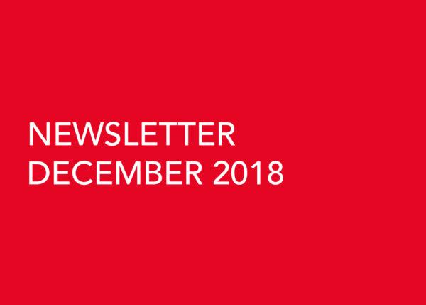 Edward Williams Architects - December 2018