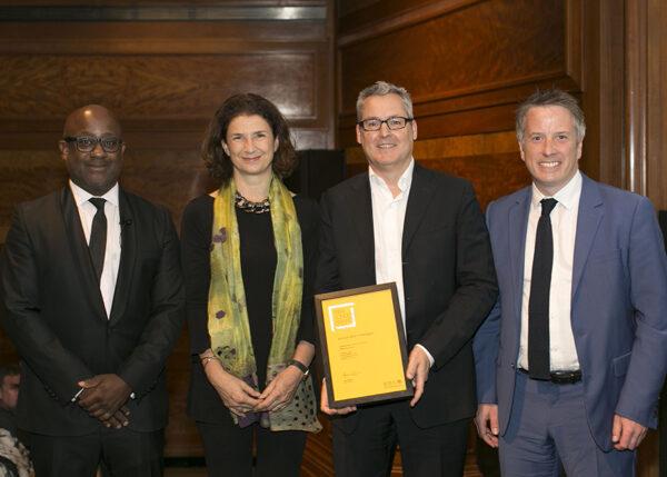 Boutique Office in London wins RIBA London Awards 2019