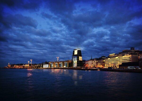 Guggenheim Museum in Helsinki