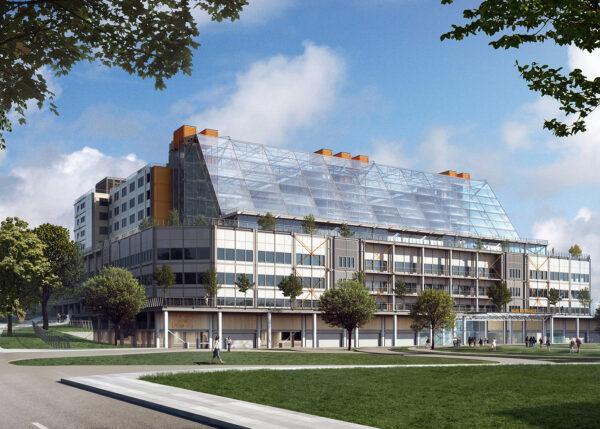 """Midland Metropolitan Hospital: A work in progress"" Novum"