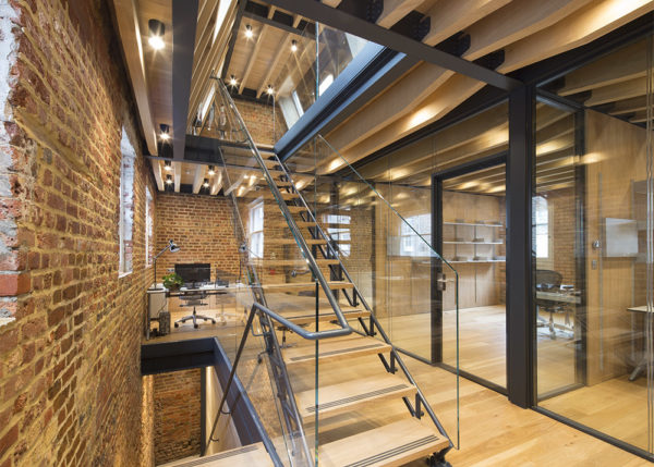 """""""New office design clocks on to sustainability"""" - World Architectural News"""
