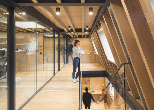 Structural Engineering Award for Offices in Paddington