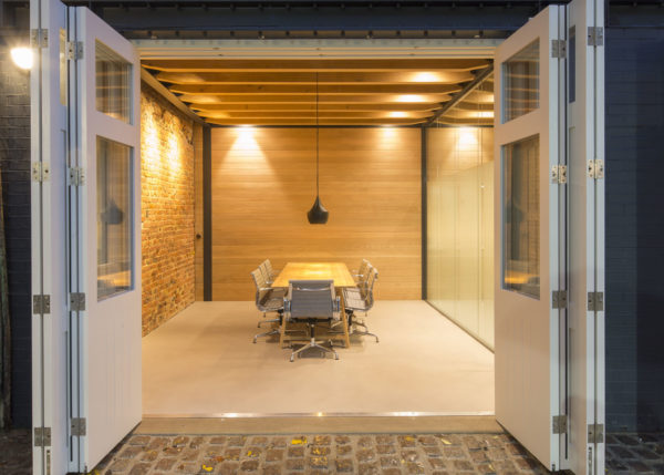 """Edward Williams Architects completes carbon-neutral Paddington mews retrofit"" - Architect's Journal"