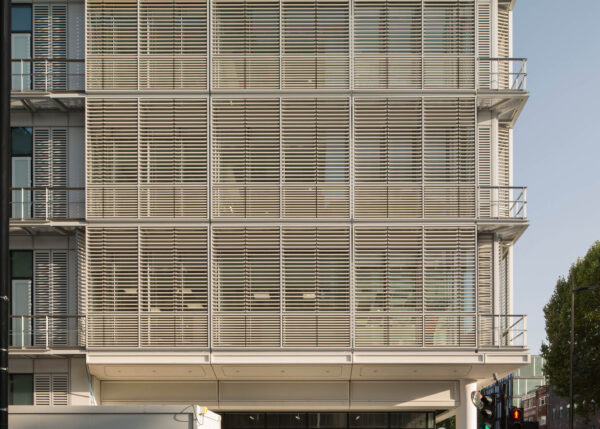 NHS London's first major proton beam therapy unit is nearing completion