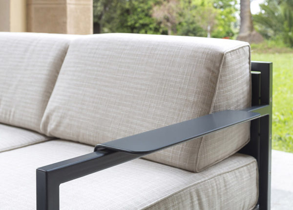 Launch of our first outdoor furniture range
