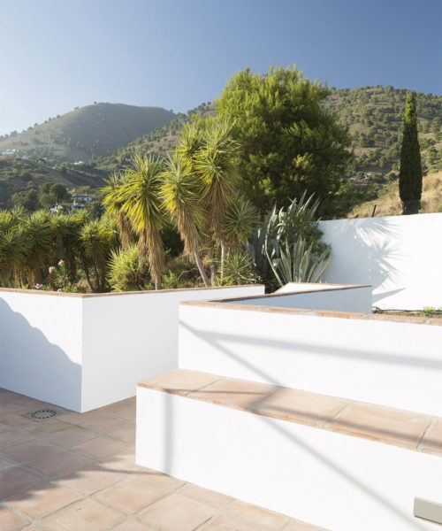Finca extension in Andalusia