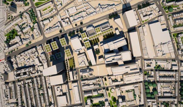 Urban Design & Connectivity